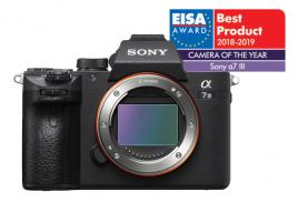 Фотоапарат Sony Alpha A7 III тяло