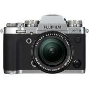 Фотоапарат Fujifilm X-T3 Silver тяло + Обектив Fujifilm Fujinon XF 18-55F/2.8-4 R LM ОIS