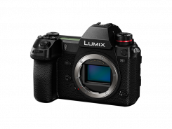 Фотоапарат Panasonic Lumix S1 Black Body + софтуер Panasonic S1 V-Log