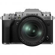 Фотоапарат Fujifilm X-T4 Silver тяло + обектив Fujifilm Fujinon XF 16-80mm f/4 R OIS