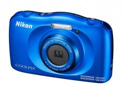 Фотоапарат Nikon Coolpix W150 Blue + Раничка