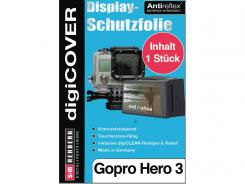 Протектор за дисплей S+M digiCOVER за GoPro HERO3/3+
