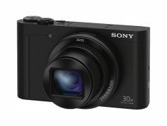 Фотоапарат Sony Cyber-Shot DSC-WX500 Black