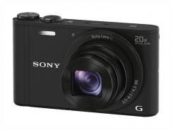 Фотоапарат Sony Cyber-Shot DSC-WX350 Black